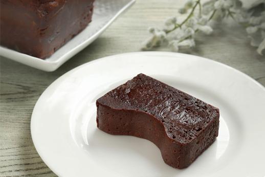 季節限定 チョコレートテリーヌ